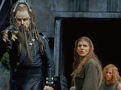 A scene from 'Battlefield Earth'