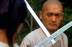 A scene from 'Crouching Tiger, Hidden Dragon'