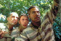 A scene from 'O Brother, Where Art Thou?'