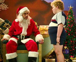 Bad santa sex scene — photo 3