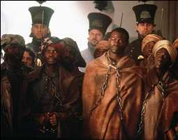 an analysis of the abolishment of slavery in la amistad by steven spielberg When steven spielberg chose the amistad case as the subject of his 1997 feature film  by no means a repudiation of slavery,.