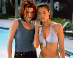 Denise richards amp neve campbell wild things compilation